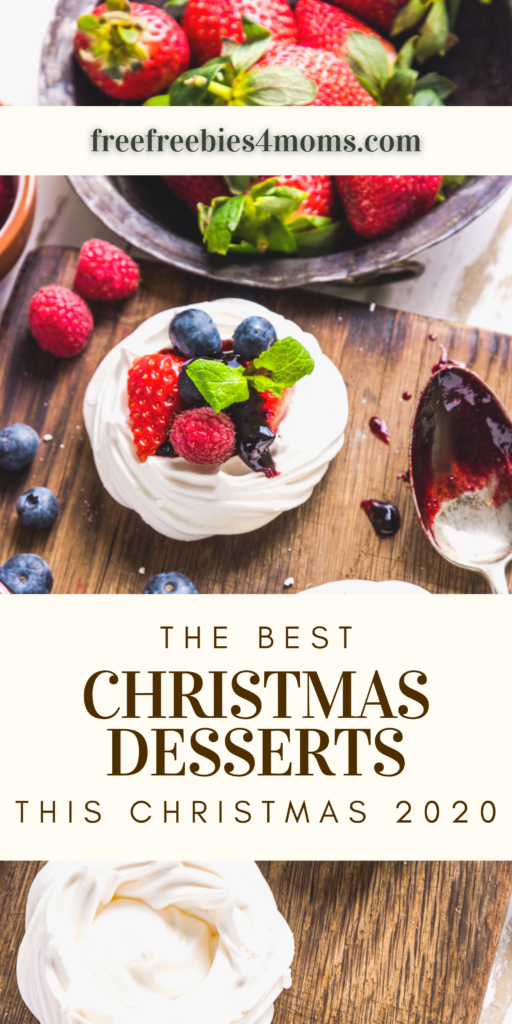 The Best Christmas Desserts This Christmas 2020