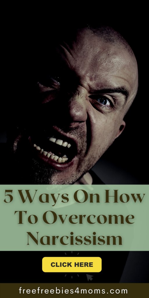 5 Ways On How To Overcome Narcissism