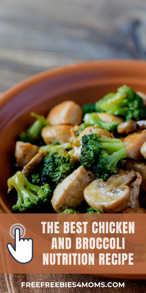 The Best Chicken and Broccoli Nutrition Recipe