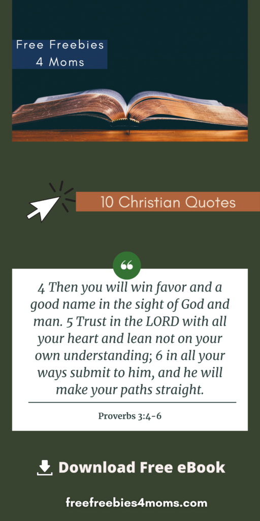 10 Christian Quotes About Overcoming Adversity