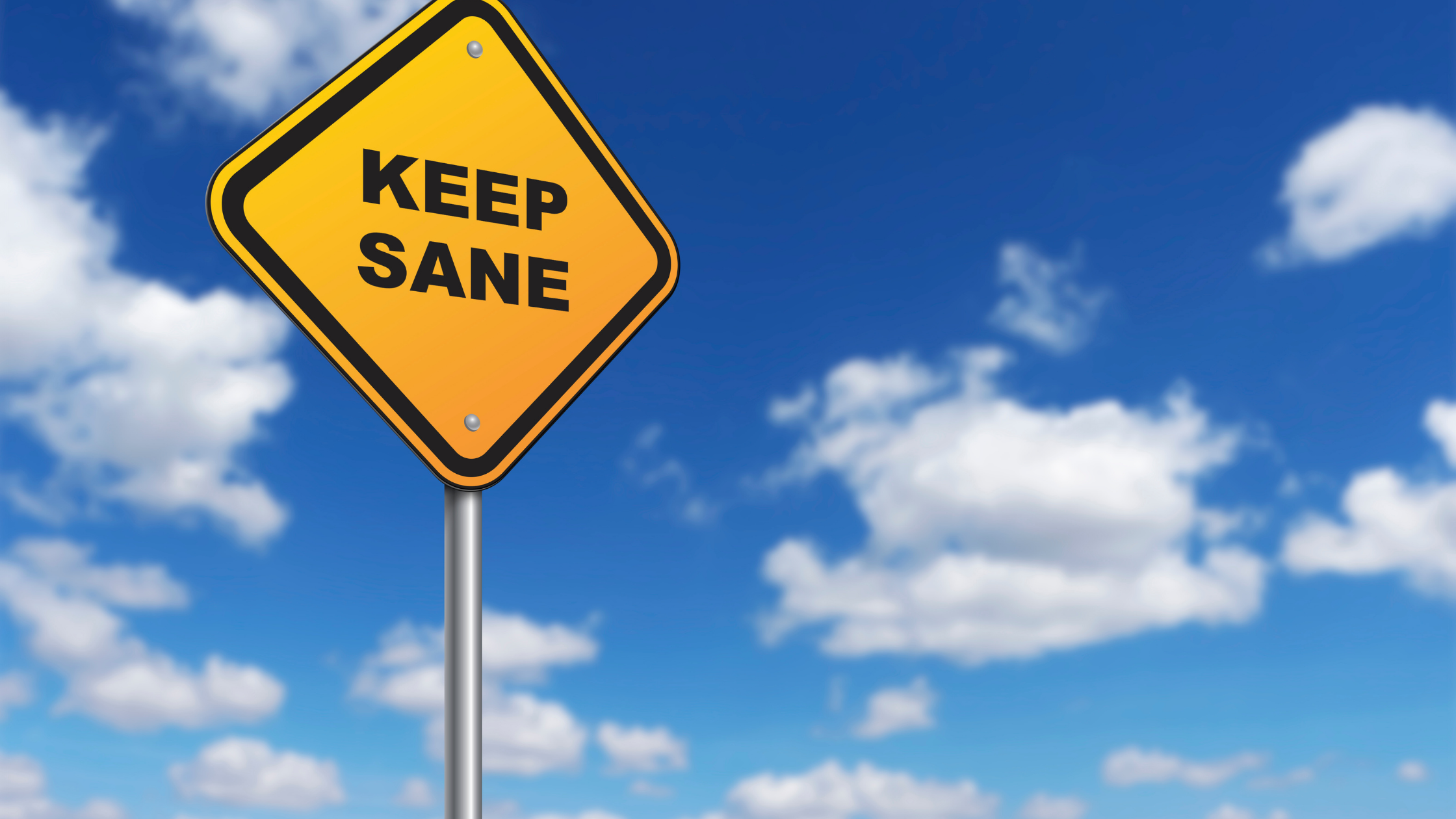 How to Stay Sane in an Era of Narcissism